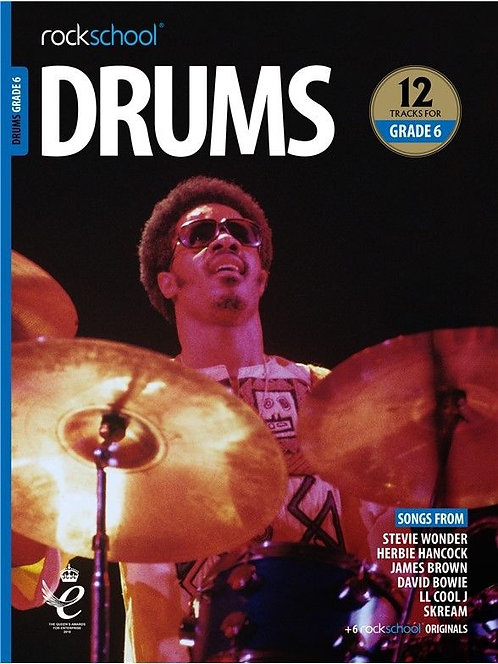 Rockschool Drums Grade - 6