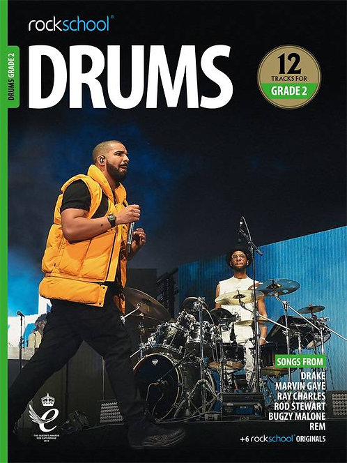 Rockschool Drums Grade - 2