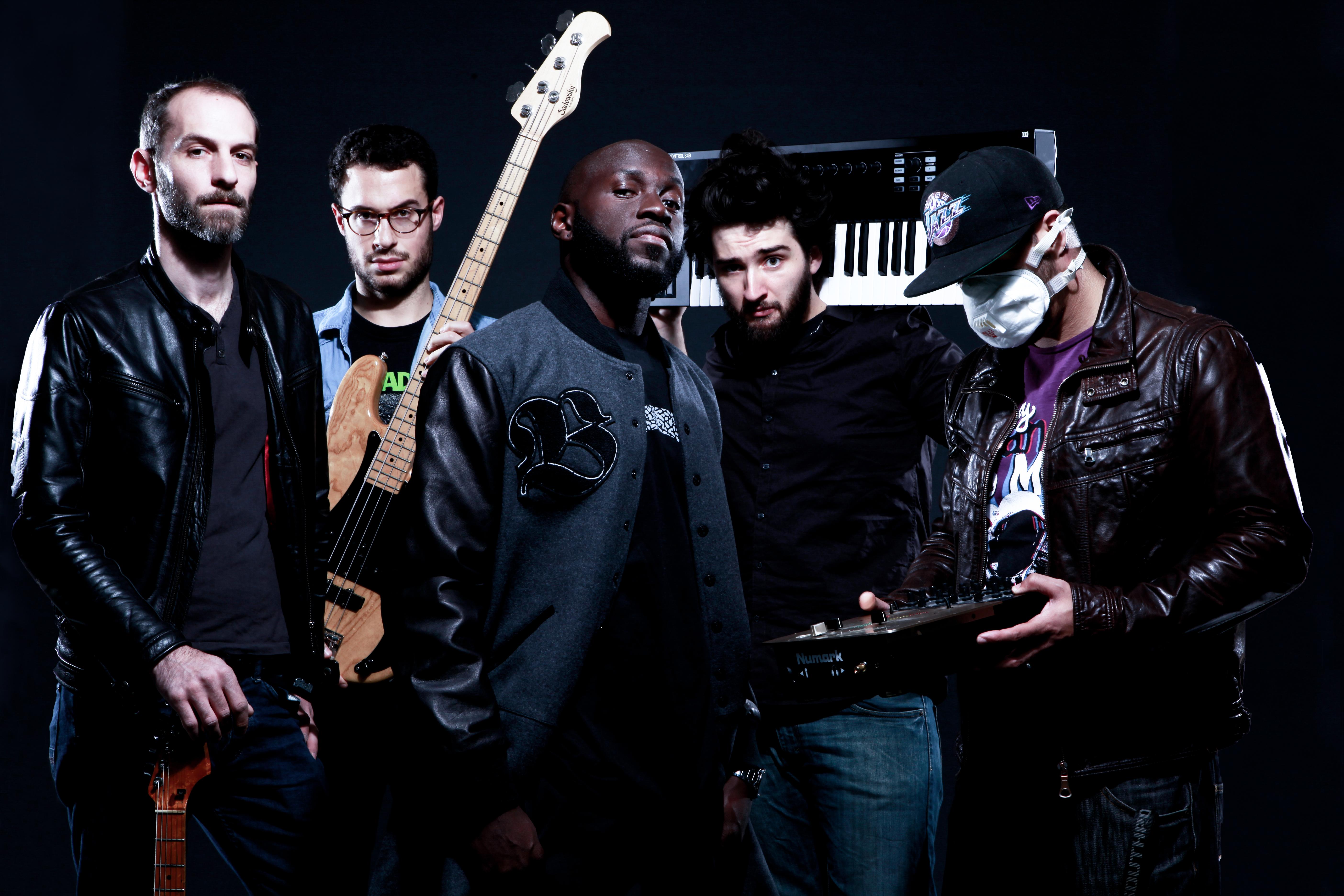 le Band2Fous