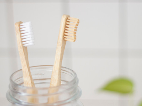 Why you should air-dry your toothbrush...