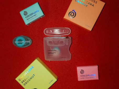 Cocofloss Dental Floss Review!