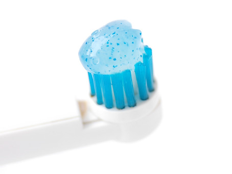 This is how much toothpaste you should be using...