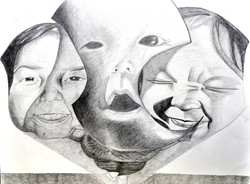 Self portrait through others