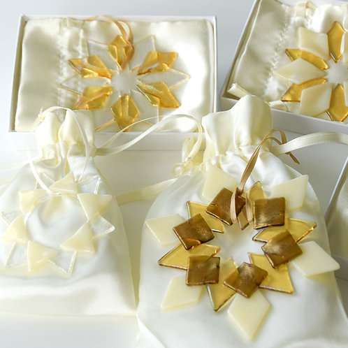 Snowflake, Golden and Bronze selection