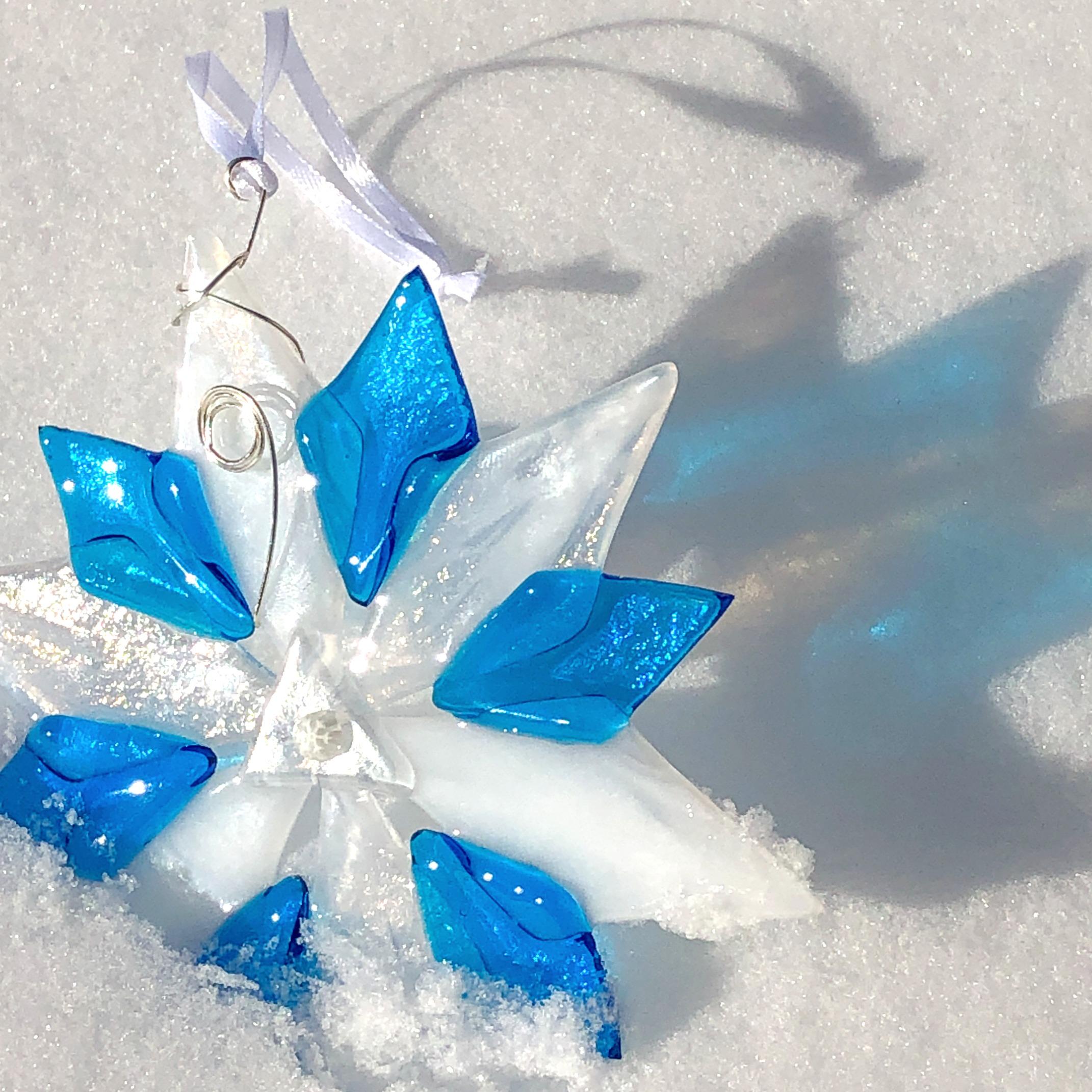 """Snow Place Like Home"" snowflake"
