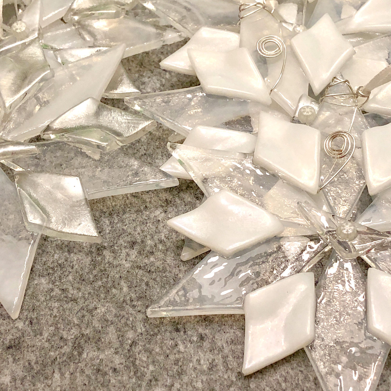 """""""White Blanket"""" snowflake"""