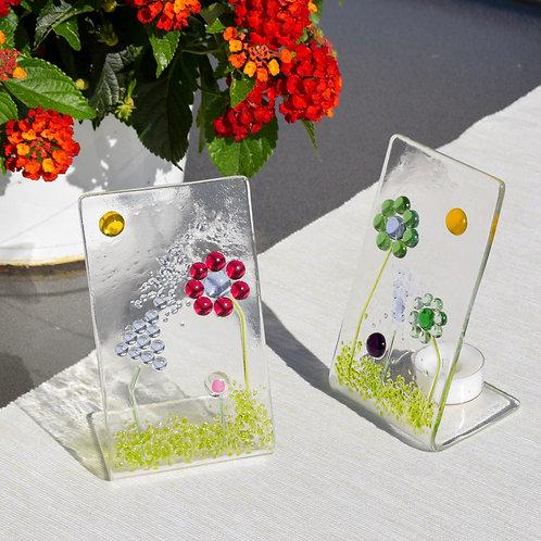 Flower Tea-Light Holder