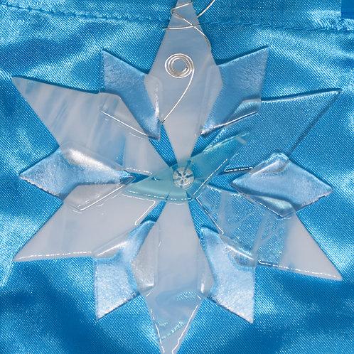 Snowflake, White Blanket
