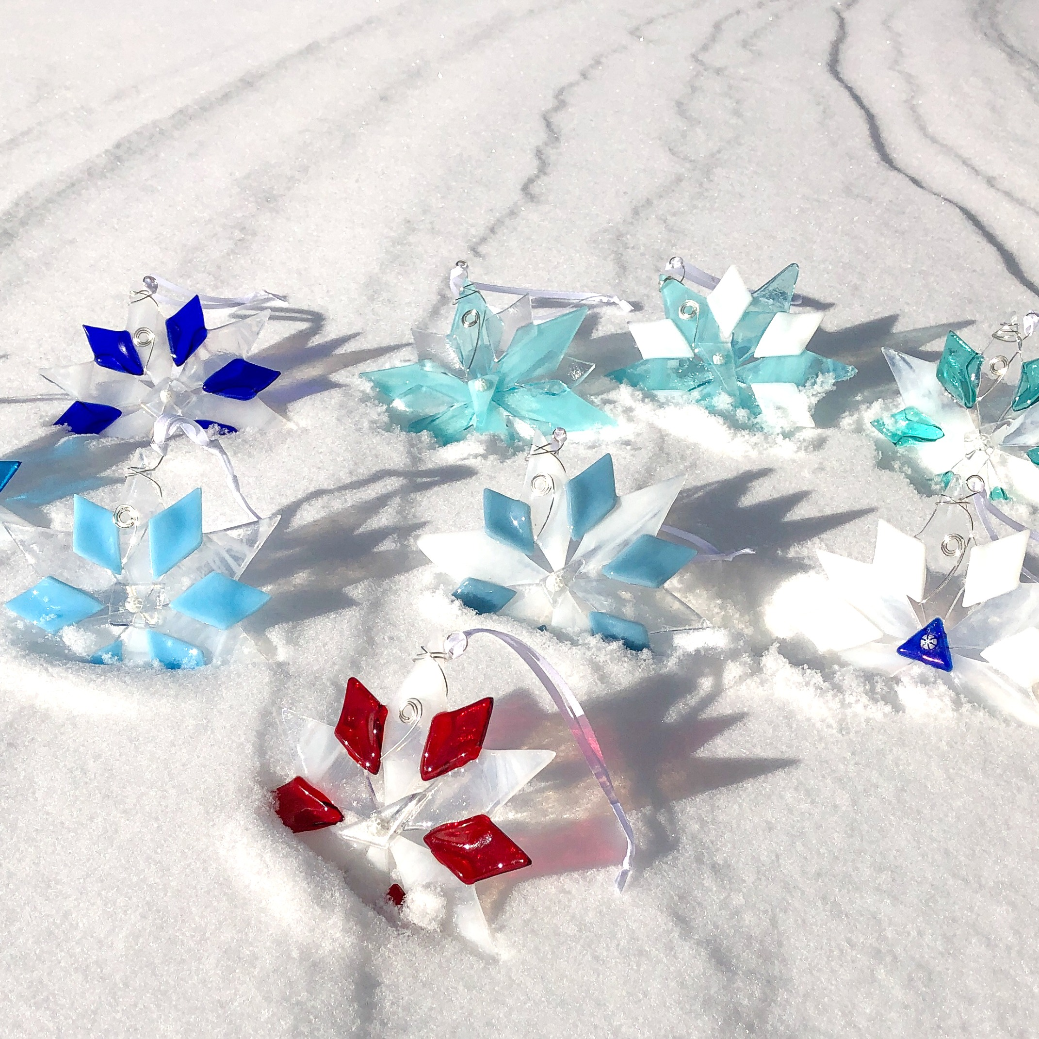 Snowflake selection