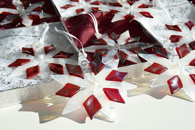 Snowflake Gift presentation