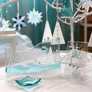 Winter Freestanding Display 2