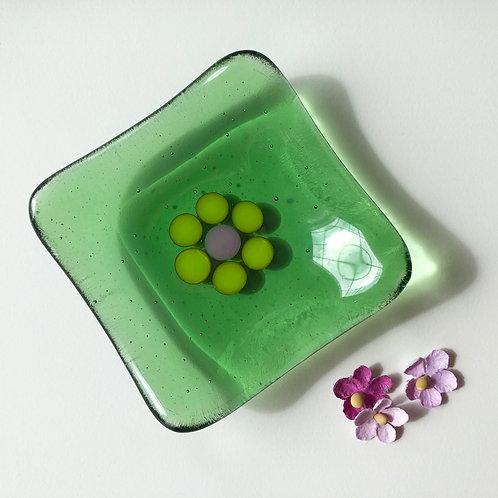 Flower Trinket Dish