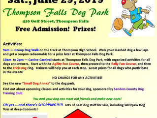 Canine Carnival: Don't Miss This!!