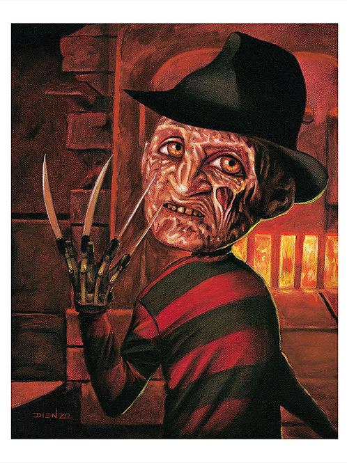 Freddy Dreaming
