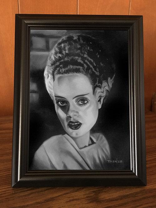Bride of Frankenstein - Original Painting