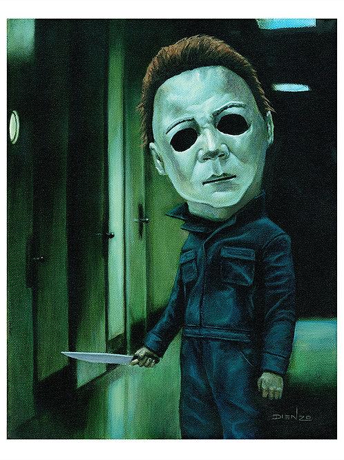 Michael Stalking