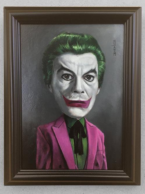 Joking Romero - Original Painting
