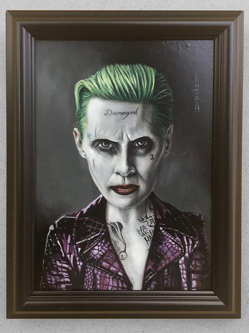Joking Leto - Original Painting