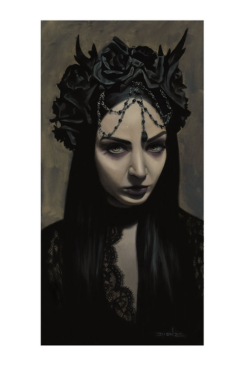 Heroine of Darkness