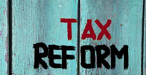 Tax Reform Effect on Sales Tax