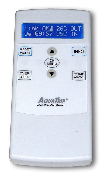 AR8-7  -  AT301 Control Panel  - 7 button