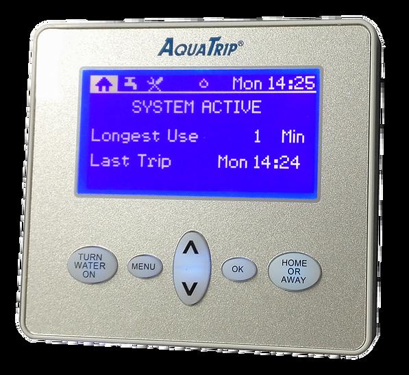 AR9 Control panel