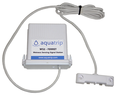 WS2 - Wireless wetness sensing signal station