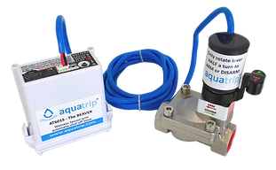 AT601- Battery Powered Wetness Sensor with Shutoff Valve
