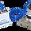 Thumbnail: AT601M - Mains Powered Wetness Sensor with Shutoff Valve