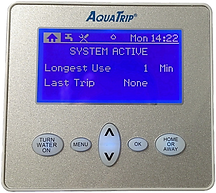 AT401 Deluxe hard wired leak detection system