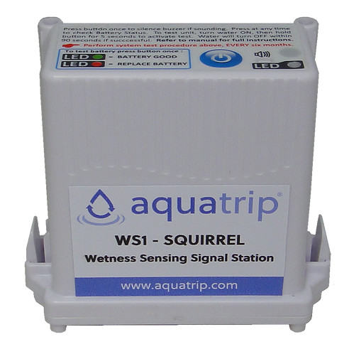 WS1 'The Squirrel' Wetness Sensing Signal Station