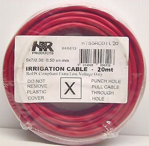 5 core Cable 20m roll