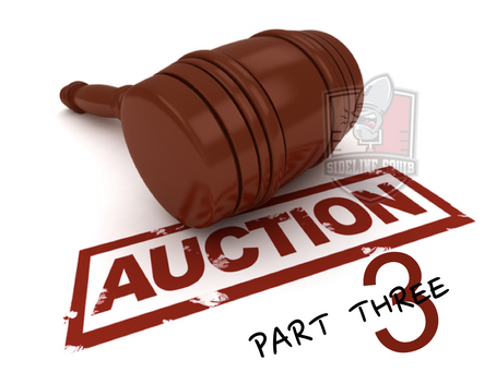 Auction Drafts, Part 3: Balling On A Budget