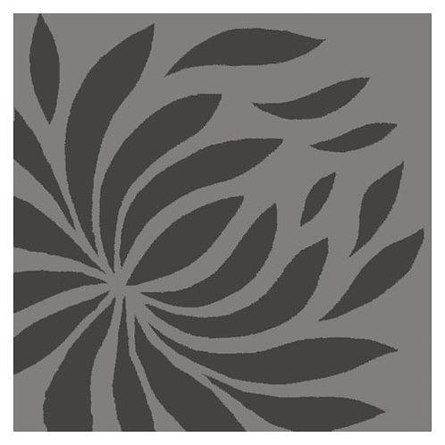 "Storkøb servietter ""Motion Grey & Dark Grey"" 33 x 33 cm 3-lag 240 stk."