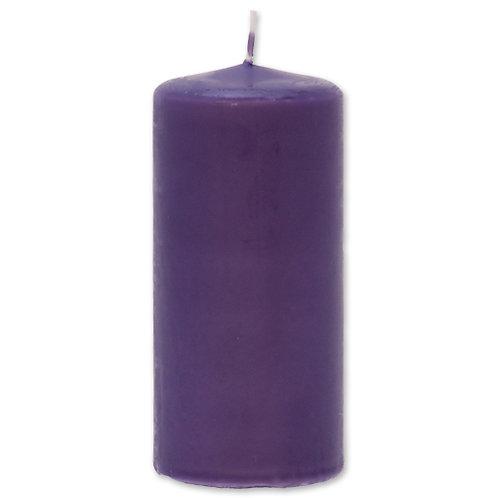 Bloklys 5,8 x 13 cm Lilac - 100% stearin