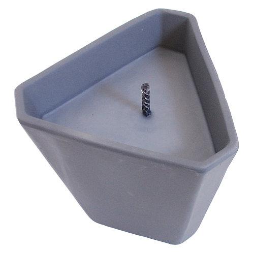 Terracotta haveblus trekantet Grey/Grå
