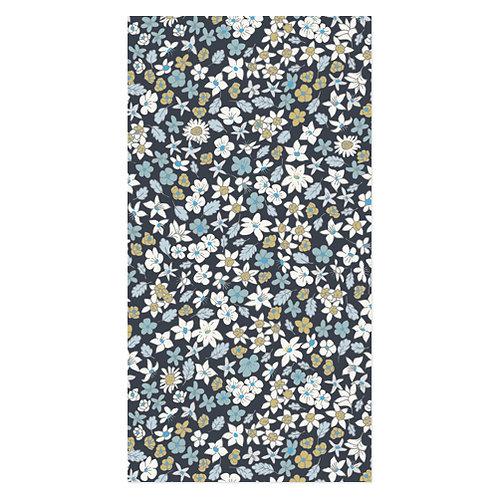 "Design servietter 3-Lag ""Small Flowered Blue"" 33 x 42 cm 16 stk."
