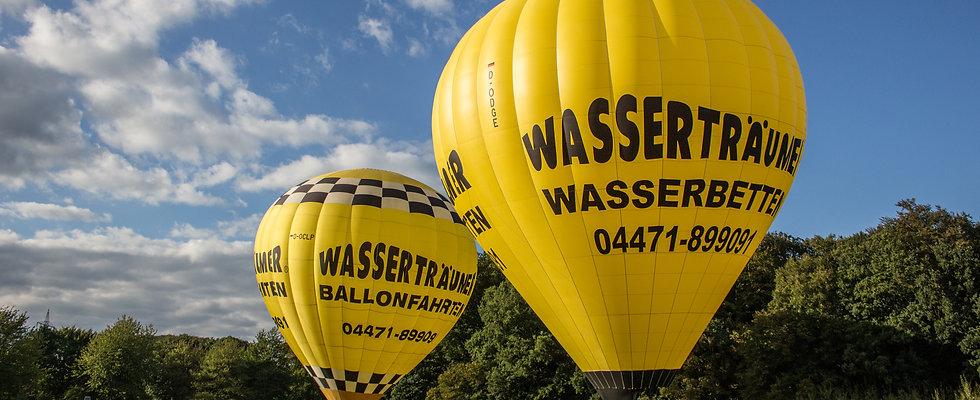 Exklusiv Ballonfahrt (8er Gruppe) in der Woche 175€ pro Person
