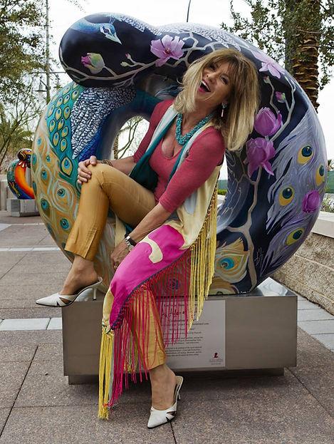 Beti Kristoff-Mohn, artist