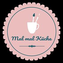 Logo Mal mal Küche Ruhpolding - Keramik selbe bemalen