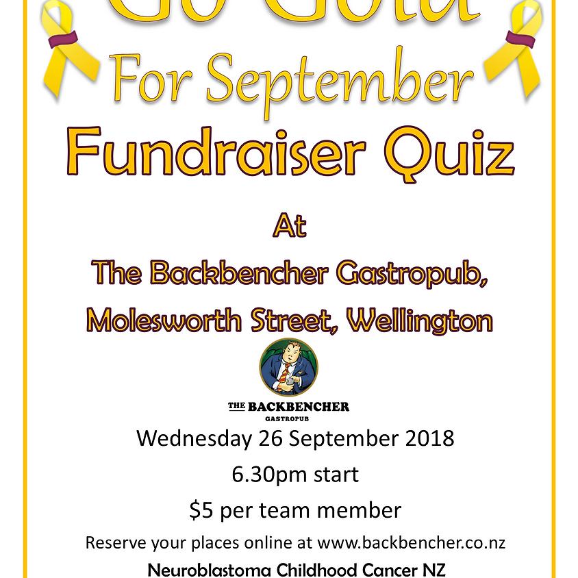 Go Gold Fundraiser Quiz