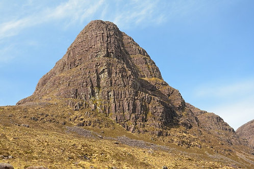 A' Choich Multi-Pitch Climbing Experience