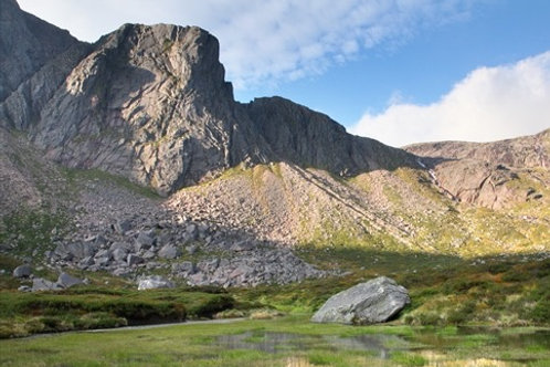Shelter Stone Crag Multi-Pitch Climbing Experience