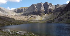 beinn eighe triple buttresses