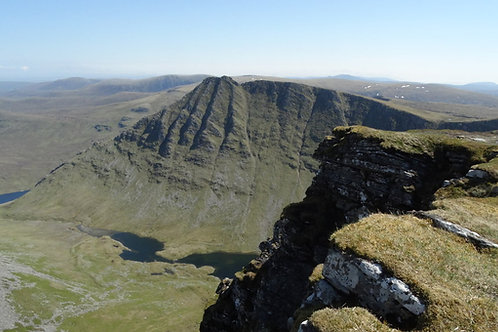 An Sgurr Ridge & Corriemulzie Rib