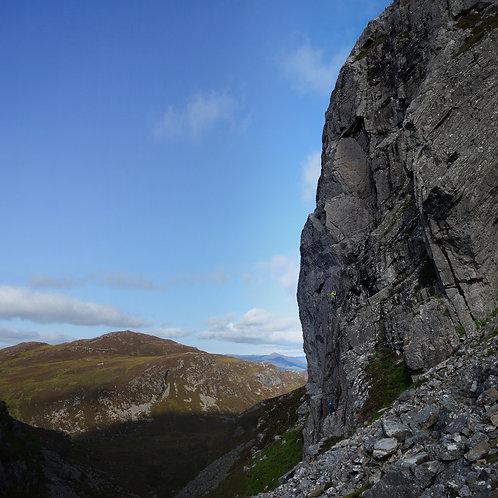 Sentinel Rock Multi-Pitch Climbing Experience