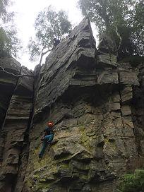 huntlys cave