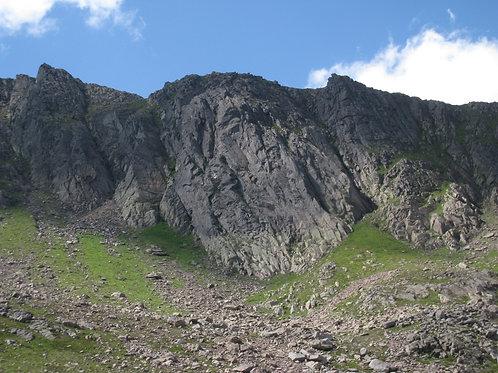 Coire Sputan Dearg Rock Multi-Pitch Climbing Experience
