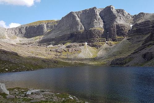 Beinn Eighe Multi-Pitch Climbing Experience