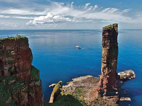 The Old Man Of Hoy Multi-Pitch Climbing Experience